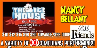 Silly Saturday Comedy Show 9pm