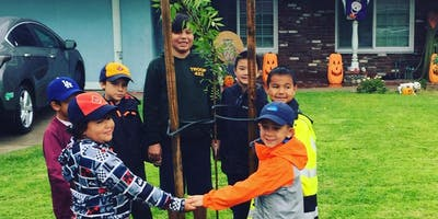 Green Crew Tree Planting