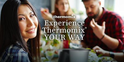 Experience Thermomix®, BELLEVUE, SEATTLE