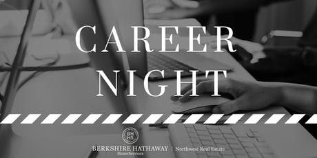 Career Night - Berkshire Hathaway HomeServices tickets