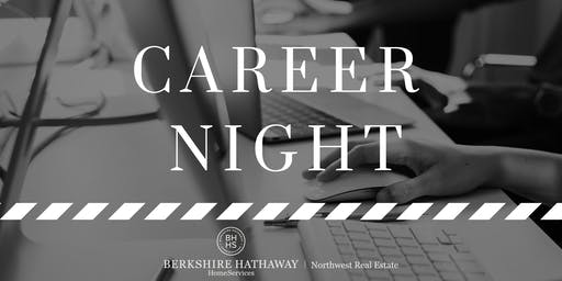 Career Night - Berkshire Hathaway HomeServices