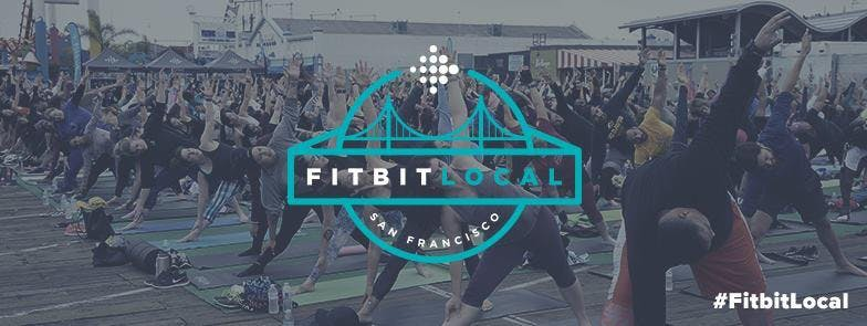 Fitbit Local - Yoga on the Bay