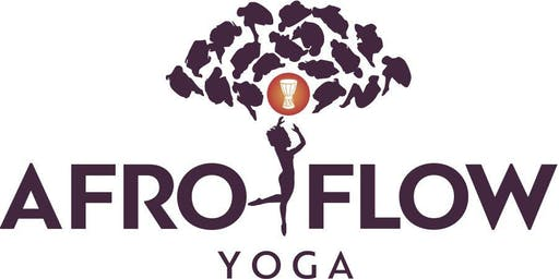 Afro Flow Yoga at the Dance Complex