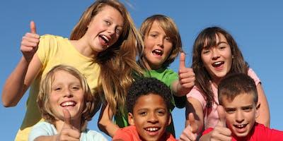 Etiquette Boot Camp for Children