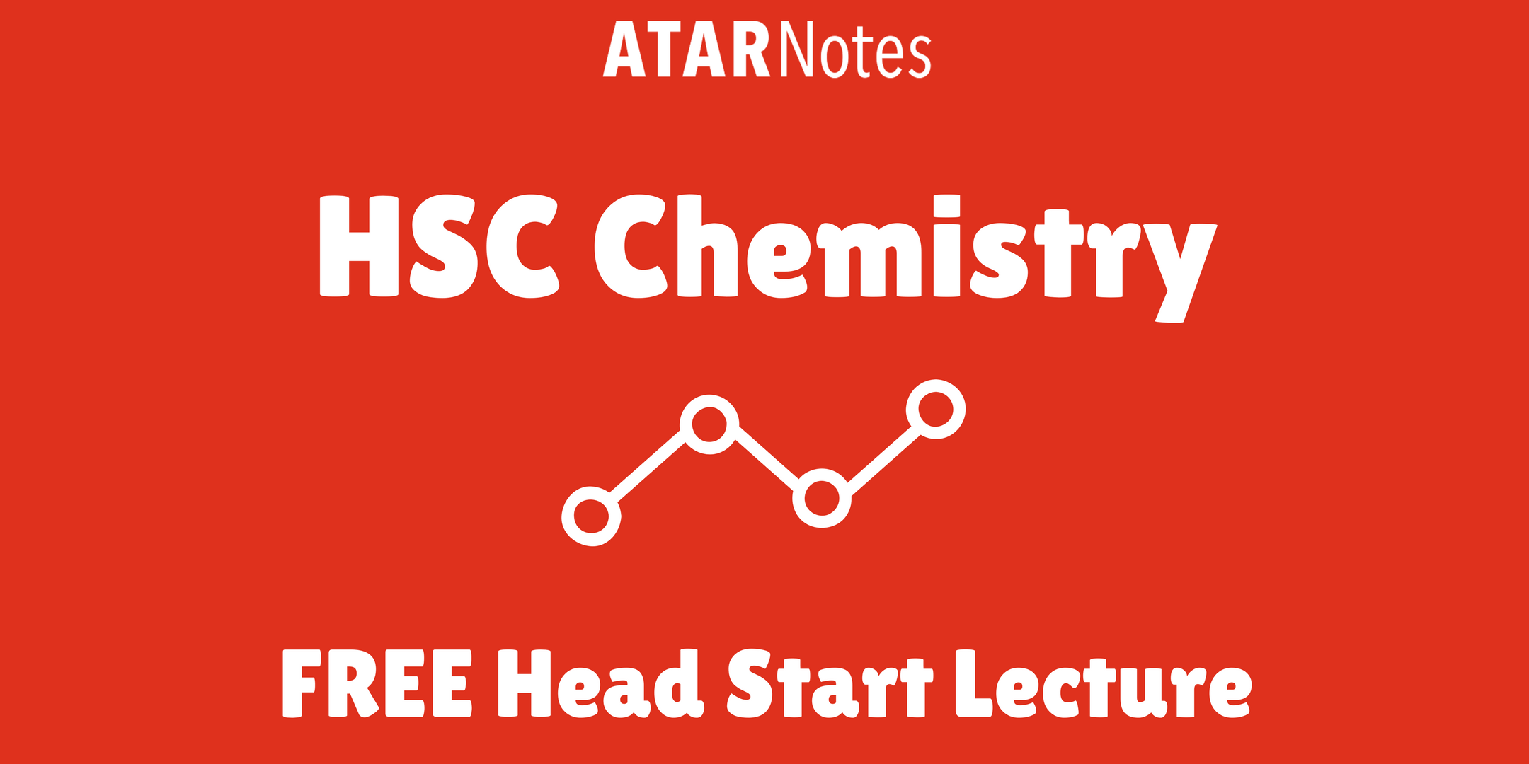 Chemistry Head Start Lectures @ UTS - Repeat 1 - 12 JAN 2019