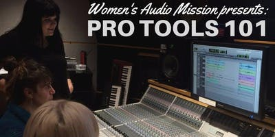 Pro Tools 101 - 3 Wednesdays starting February 13th!