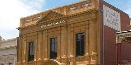 Gallery Visit - Art Gallery of Ballarat  tickets