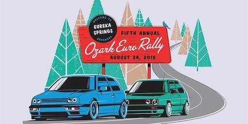 Ozark Euro Rally