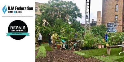 MLK 2019: Prepare for Spring at a Brooklyn Community Garden