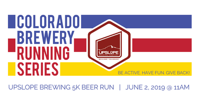 Beer Run - Upslope Brewing 5k - Colorado Brewery Running Series