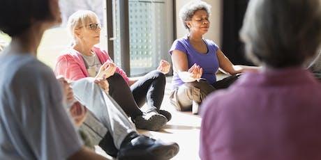Meditation Class @ Max Webber Library tickets