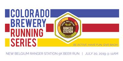 Beer Run - New Belgium Ranger Station 5k - Colorado Brewery Running Series