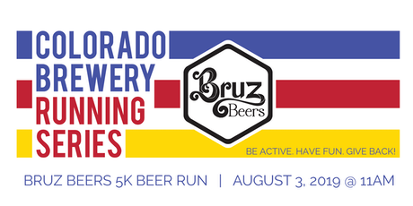 Beer Run - Bruz Beers 5k - Colorado Brewery Running Series tickets