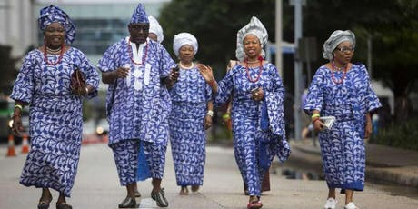 NIGERIA CULTURAL PARADE & FESTIVAL tickets