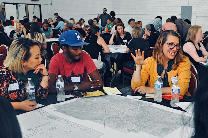Mapping Prejudice Community Presentation and Volunteer Work Session image