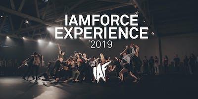 IAF EXPERIENCE 2019