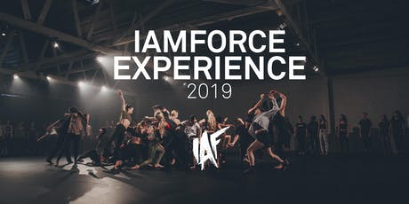 IAF EXPERIENCE 2019 tickets