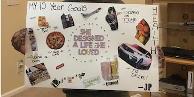 Endless Possibilities: Vision Board Gathering