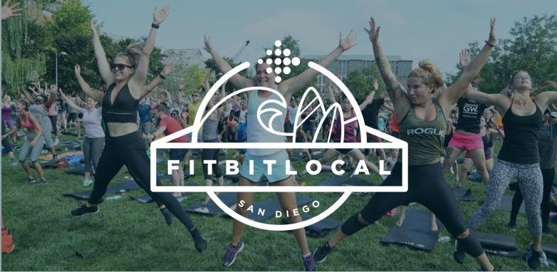 Fitbit Local Step 'N Sweat