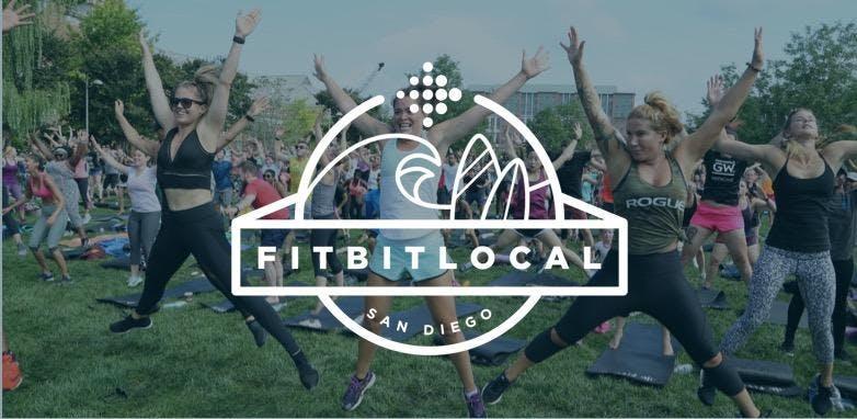 Fitbit Local Stadium Sweat