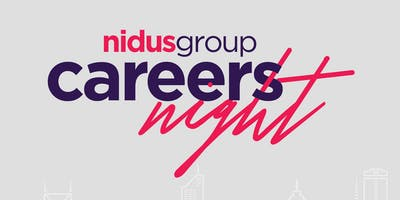 Nidus Group Real Estate - Careers Night