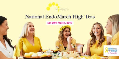 Wollongong - EndoMarch High Tea 2019