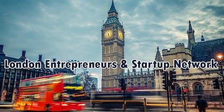 London's Biggest Tech & Entrepreneur Professional Networking Soriee tickets