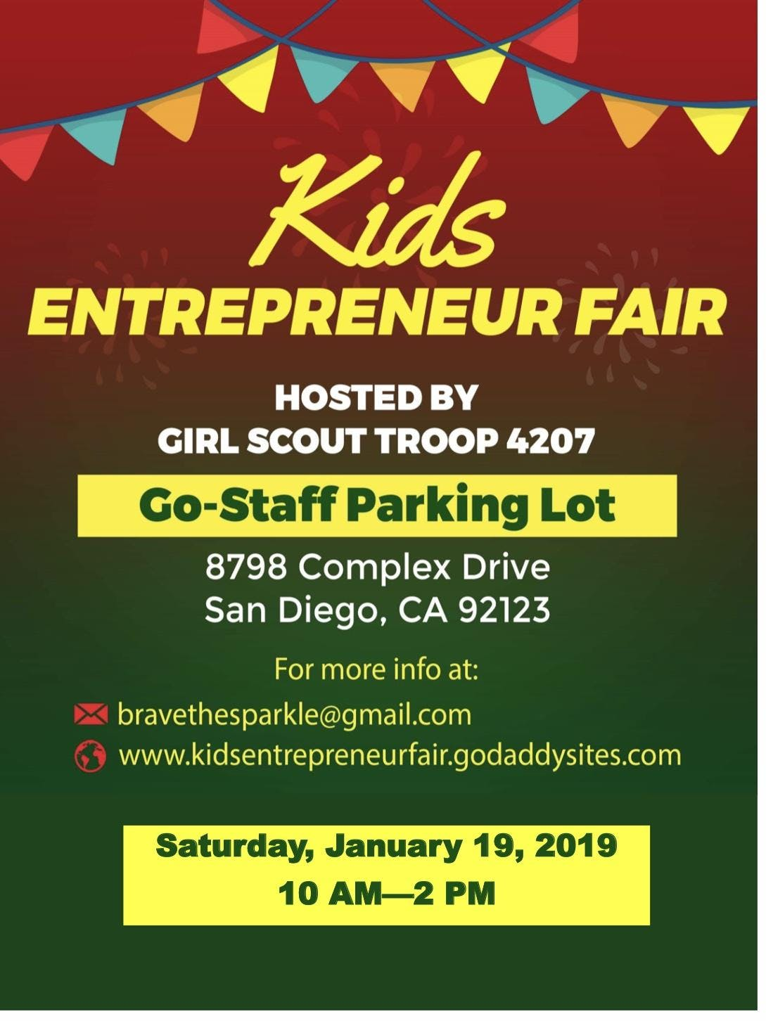 Kids Entrepreneur Fair