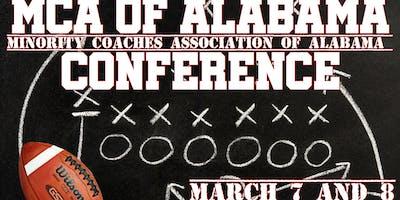 Minority Coaches Association of Alabama  Football Clinic