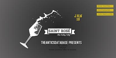 Saint ROSÉ - Wine Tasting