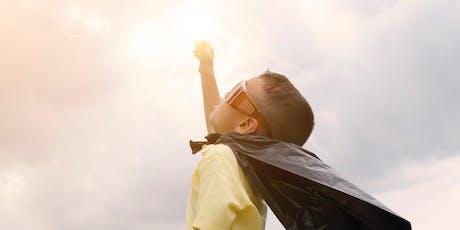 Kinderen stimuleren tot meer zelfvertrouwen tickets
