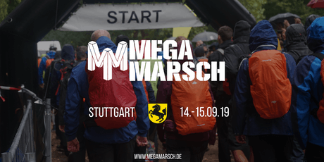 Megamarsch Stuttgart 2019 Tickets