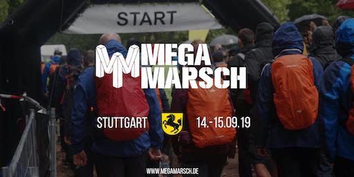 Megamarsch Stuttgart 2019