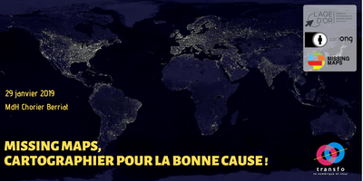 Missing Maps, cartographier pour la bonne cause !