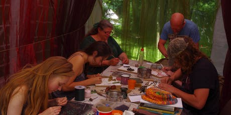 Wax in the Woods: an introduction to primitive lost wax casting tickets