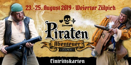 Piratenabenteuer Zülpich 2019 Tickets