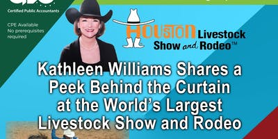 See a Peek Behind the Curtain at the World's Largest Livestock Show and Rodeo