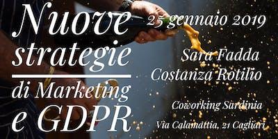 Nuove strategie di Marketing e GDPR