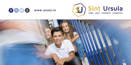 Reünie SG Sint Ursula 100 jaar tickets