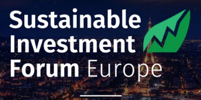 Sustainable Investment Forum Europe 2019 (non VAT)