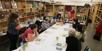 Craft Club Skill Share