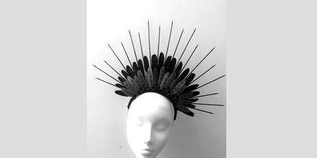 Drag Queen Headpiece making workshop tickets