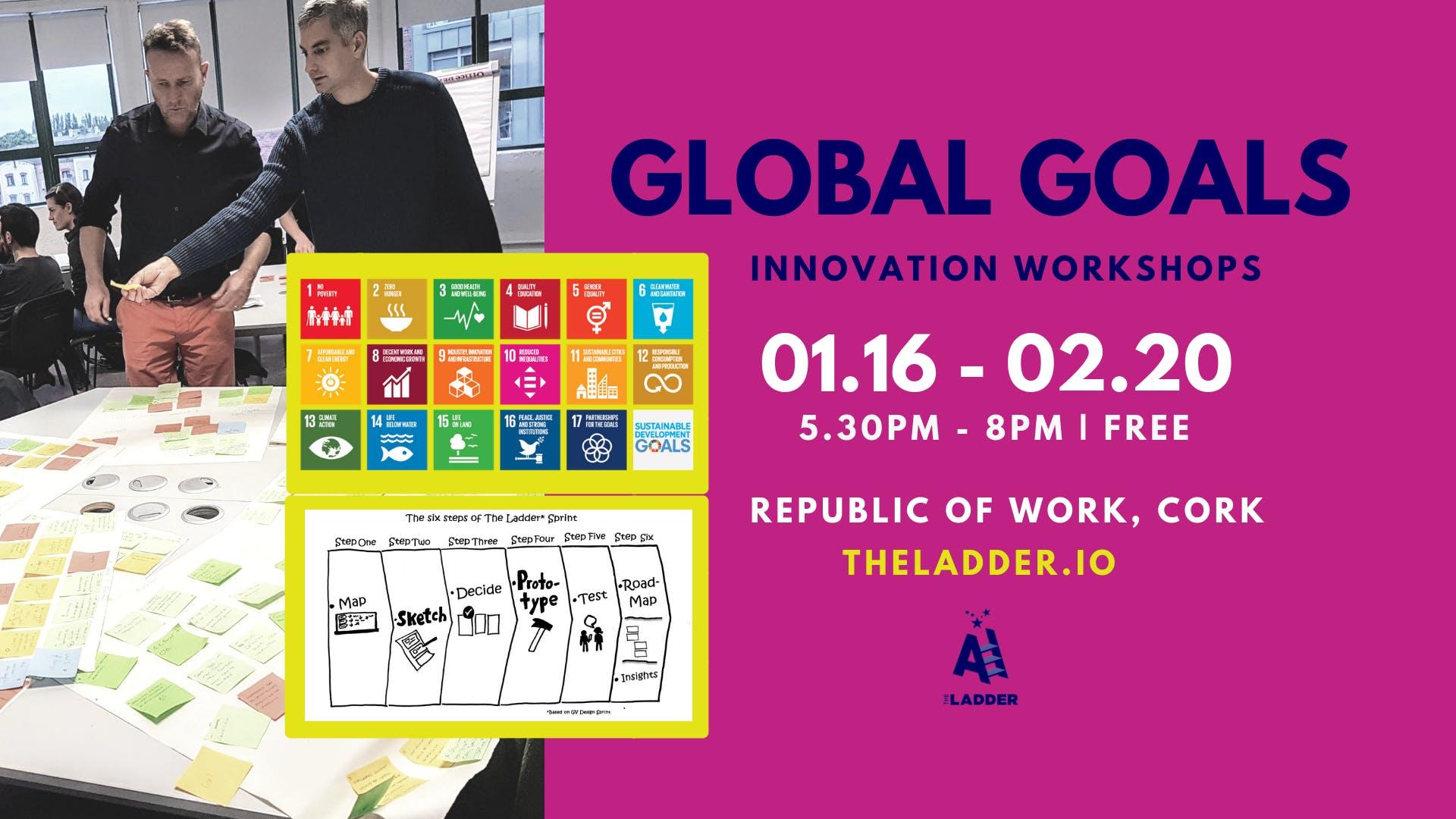 Global Goals and Innovation Workshop for Cork