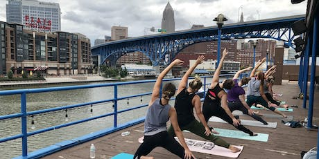 Yoga on the Water tickets