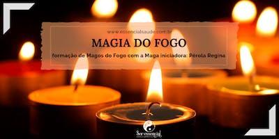 MAGIA DIVINA DO FOGO – AS 7 CHAMAS SAGRADAS