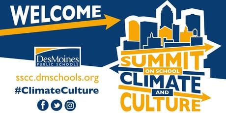 Summit on School Climate and Culture - 4th Annual tickets