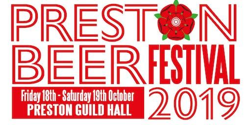 Preston Beer Festival - October 2019
