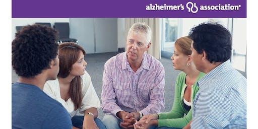 The Alzheimer's Association serves Seneca County