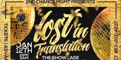 Lost In Translation The Showcase