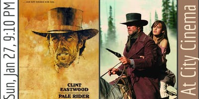 Film Screening: Pale Rider (Clint Eastwood, 1985)